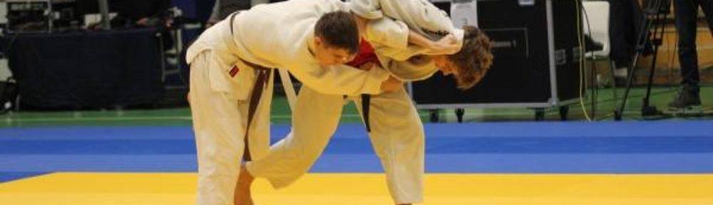 Tobias Spiel Judo